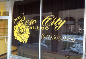 Rose City Tattoo Springfield Ohio